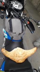 Georgian bread, the best bread!!