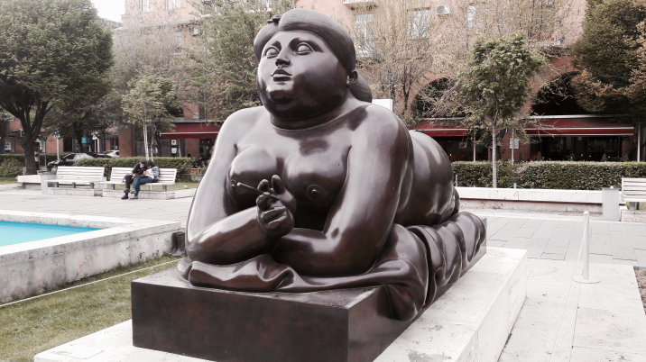 Botero in Yerevan