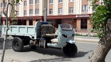 Car? in Nukus