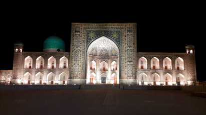 Registon in Samarkand