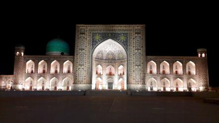 Registon in Samarkand