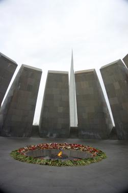 Genocide Memorial in Yerevan