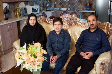 Jafar's family